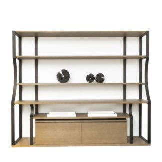 Atelier Linné - Bibliothèque Ruban