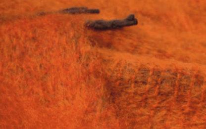 Plaid Diane D2 Orange