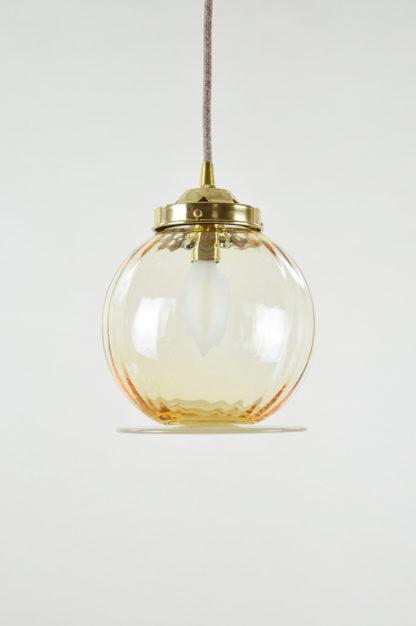 Atelier George-Collection Aube-Suspension Supernova-Champagne 1